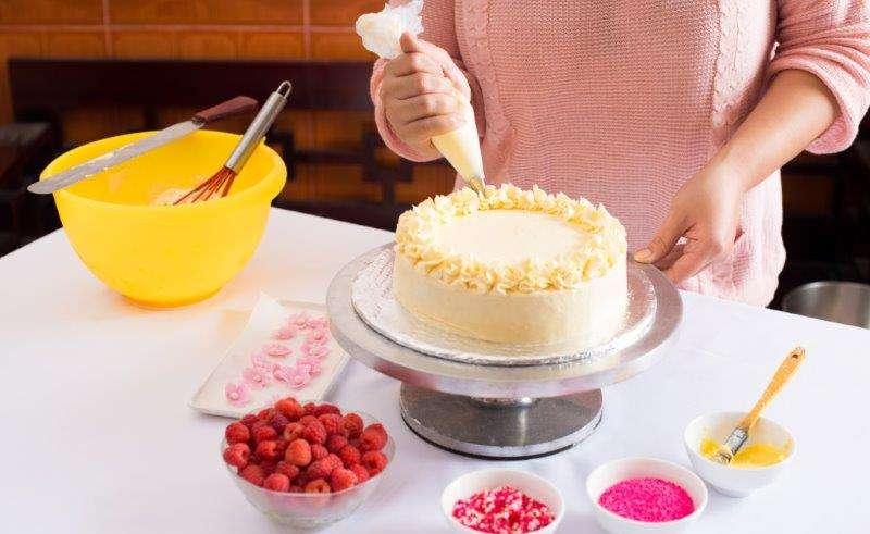 Tremendous Cake Decorating Frosting Strategies For Beginners Plum Personalised Birthday Cards Akebfashionlily Jamesorg